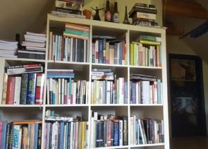 Jasmin's Bookshelf.