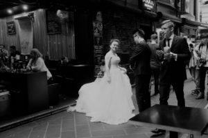 Centre Way Bride. Photo credit: Kevin Rabalais