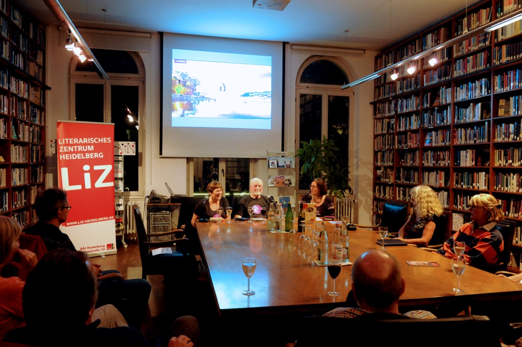 in-the-dai-library-with-moderator-jutta-wagner-friederike-hentschel