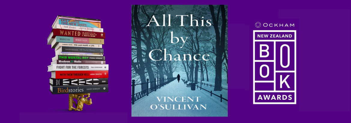 Ockham Shortlist 2019: 'All This by Chance' by Vincent O